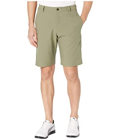 PUMA Golf Jackpot Shorts (Deep Lichen Green) Men