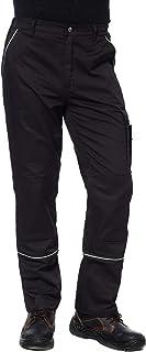 DINOZAVR Fortum Pantalones de Trabajo Estilo Cargo para Hombre - Resistentes, con Bolsillos multifuncionales y Rodilleras ...