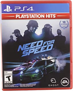 Electronic Arts Need for Speed Game for PS4