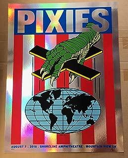pixies poster 2018