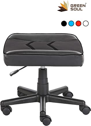 Green Soul Footrest for Gaming/Ergonomic Chair (Black)