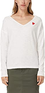 Q/S designed by Women's 41.909.31.3139 Long Sleeve Top