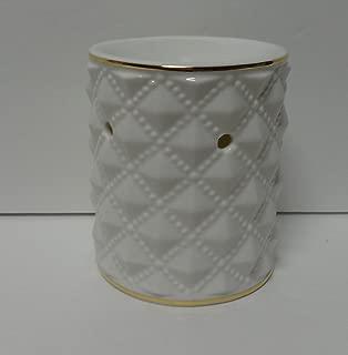 Scentsy Diamond Milk Glass Night Light Plug-In