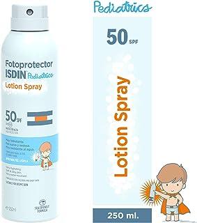 ISDIN Fotoprotector Lotion Spray Protector Solar Corporal Para Niños (SPF 50)- 250 ml.