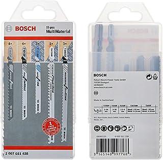 Bosch Professional JSB Multi Material-paket, 15 delar