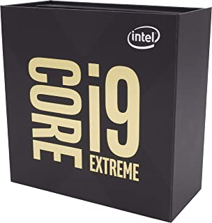 Intel Core i9-9980XE Extreme Edition 3.0 GHz 18 Core Processor, BX80673I99980X