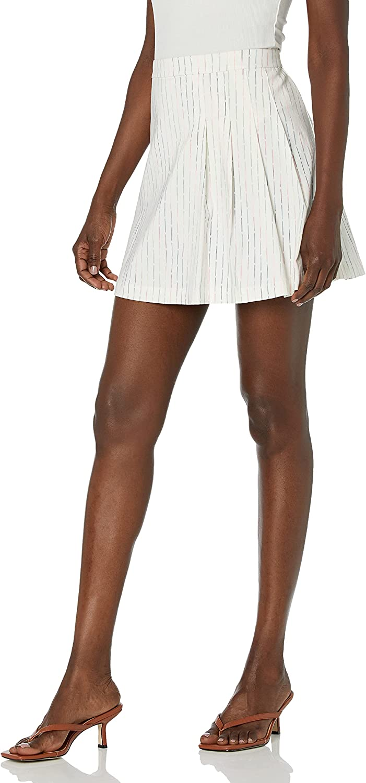 BCBGeneration Women's Pleated Mini Skirt