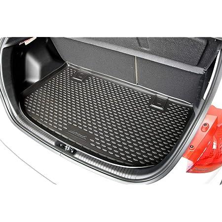 Azuga Az12000237 Gummi Kofferraumwanne Premium Antirutsch Fahrzeugspezifisch Auto