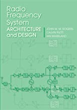 Radio Frequency System Architecture and Design (Microwave Engineering)