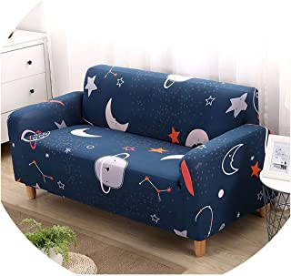Black and Green Sofa Cover All Wrap Couch Covers Printed Stretch Furniture Stretch slipcovers Sofa Towel sectional Fashion Home,XD88,3 seat 190-230cm