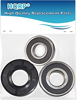 HQRP Bearing and Seal Kit Works with Samsung DC97-15328L WF209 WF210 WF218 WF219 WF220 WF231 WF328 WF330 WF331 WF340 WF350 WF361 WF363 WF365 WF407 WF409 WF410 WF419 DC97-15328F Washer Tub