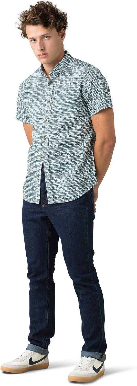 prAna Men's Shirt-Slim lowest Selling rankings price Zuckerfield