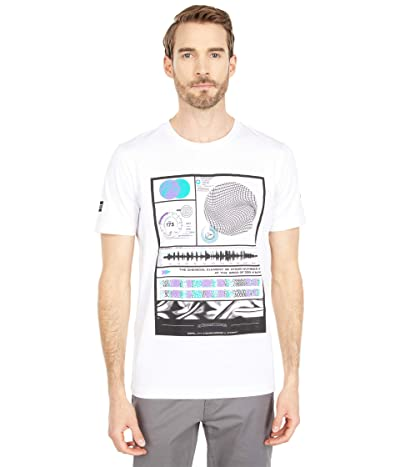 PUMA Mercedes-AMG Petronas Motorsport Graphic Tee (PUMA White) Men