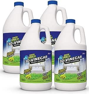 30% Pure Vinegar - Home&Garden (4 Gallon case)