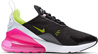 Nike Women's Air Max 270 Black/Cyber/Pink Rise CI5770-001
