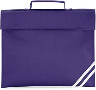 Quadra Classic Book Bag - 5 Litres (UK Size: One Size) (Purple)