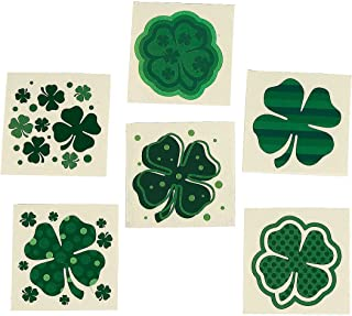 Best lucky four leaf clover tattoos Reviews