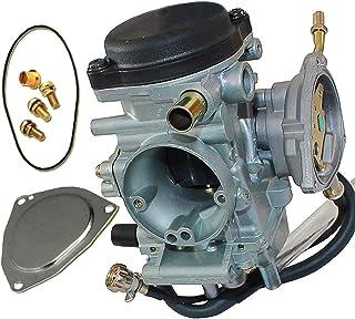PROCOMPANY Carburetor Yamaha Kodiak 450 ATV Quad 4x4 Carb 2004 2005 2006 4WD YFM400 2000 2001 2002 OEM 5GH-14101-00-00