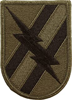 48th Infantry Brigade Patch Subdued