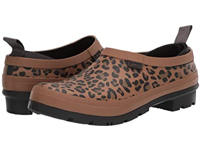 Joules Pop On (Tan Leopard) Women