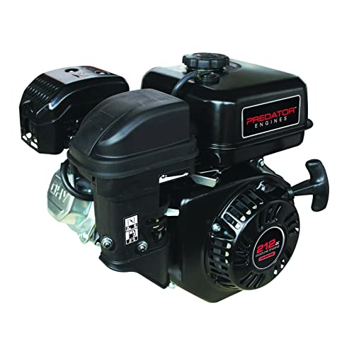Predator 6.5 HP 212cc OHV Horizontal Shaft Gas Engine - NOT Certified for California; Fuel