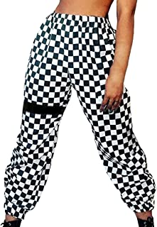 cerca l'originale comprare reale scarpe temperamento Amazon.it: pantaloni quadretti - Pantaloni / Donna ...