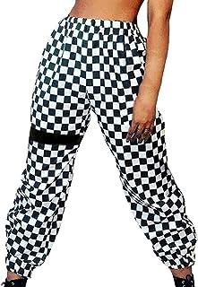 75bd118367351a Pantaloni Donna Tempo Libero Pantaloni Primaverile Autunno Eleganti Moda  Giovane Ragazze Accogliente Tendenza Streetwear Swag Pants