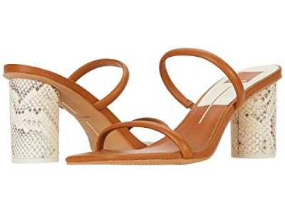 Dolce Vita Noles (Light Luggage Leather) High Heels
