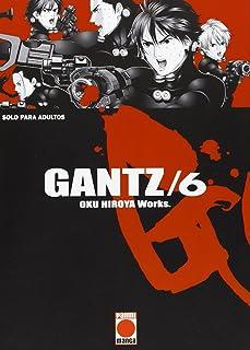 Gantz 6 (Seinen Manga Gantz)