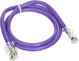 Belkin RJ45 CAT5E Patch Cable - 2ft - Purple ( A3L791-02-PUR )