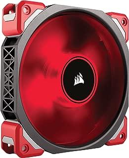 Corsair ML120 Pro LED, Red, 120mm Premium Magnetic Levitation Cooling Fan CO-9050042-WW