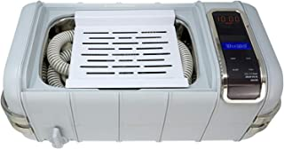iSonic Ultrasonic Cleaner P4831+WB, 3.2Qt/3L, 110V for North America, with SS. Weight Bracket, Light Gray