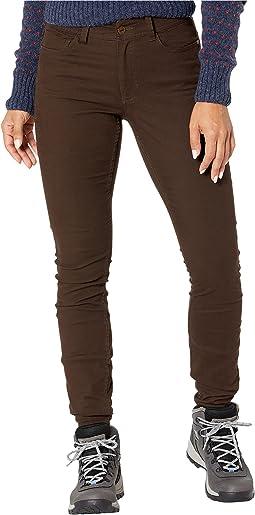 Earthworks Five-Pocket Skinny Pants