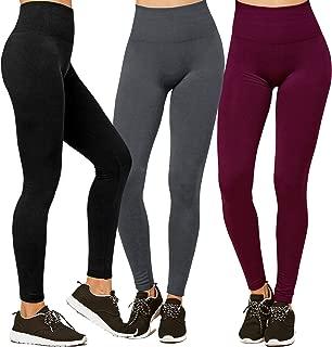 Best grey fleece leggings Reviews