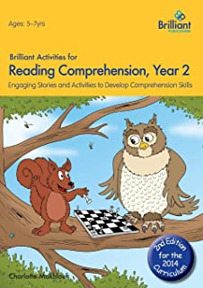Brilliant Activities for Reading Comprehension, Year 2 (2nd Ed): Engaging Stories and Activities to Develop Comprehension ...
