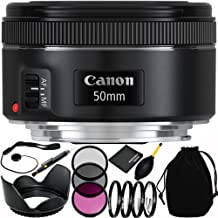 50mm lens for canon t6i