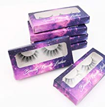 3d eye lashes wholesale private label hand made false eyelashes makeup real mink fur lashes 6 pairs