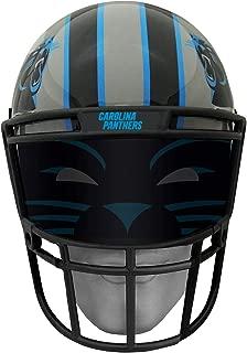 carolina panthers helmet visor