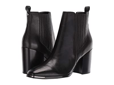 Marc Fisher LTD Taline (Black Leather) Women