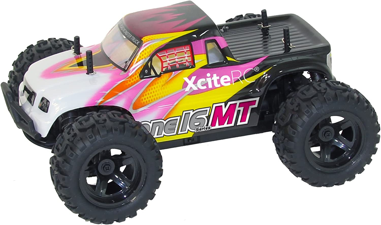 Envío rápido y el mejor servicio XciteRC Monster Truck one16 MT - - - Radio-Controlled (RC) land vehicles (Ión de litio, Cochecito de juguete)  descuento de ventas