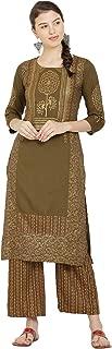 CHRISTEENA Viscose Salwar Suit