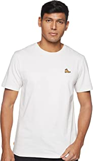 Timberland mens Boot Logo Tee (Regular) T-Shirt