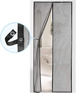 Magnetic Screen Door – Self Sealing, Heavy Duty, Hands Free Mesh Partition Keeps..