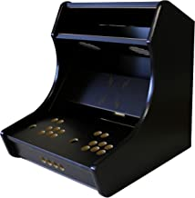 GameRoomSolutions Deluxe Bartop Arcade Cabinet Kit - Easy Assembly