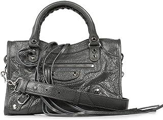 53afd48ec8 Balenciaga , Sac à main pour femme gris/noir
