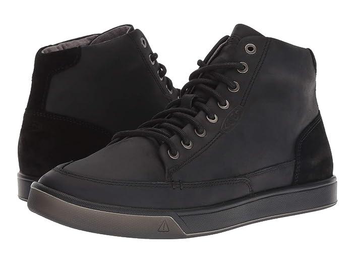 f64fbef1201 Keen Glenhaven Sneaker Mid at Zappos.com