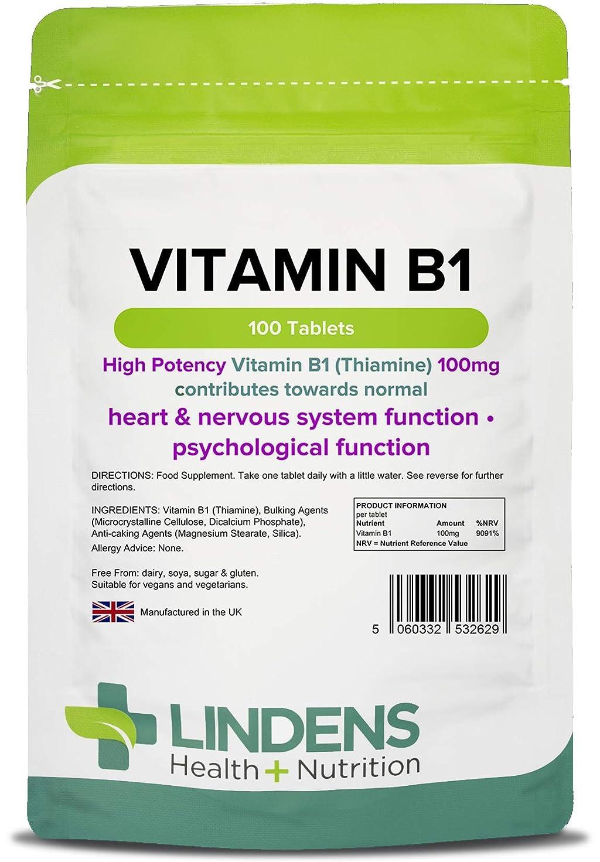 合成前奏曲衛星ビタミンB-1(チアミン)100錠1日に1(B1)