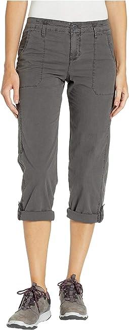 Explorer Patch Pocket Crop Pants