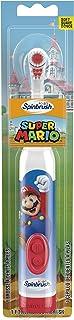 Spinbrush Arm & Hammer Kid's Super Mario Powered مسواک ، 1 تعداد