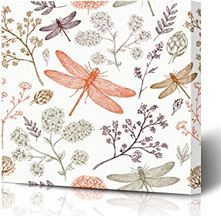 Best dragonfly organic art Reviews